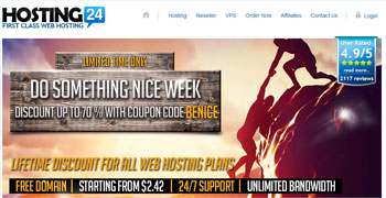 Hosting24 Web Hosting Review by Users and Coupon Code   All